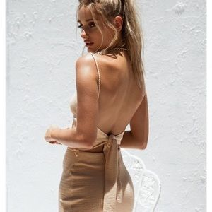 NWOT Sabo Skirt Honey VI dress XS